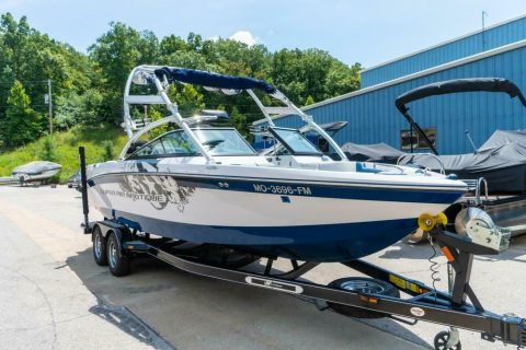 2008 Nautique 230 Super Air Team Edition for sale