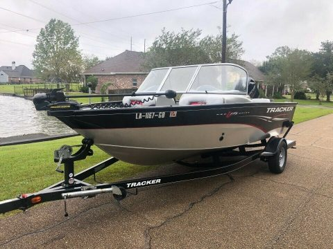 2013 Bass Tracker Pro Guide V175 Combo for sale