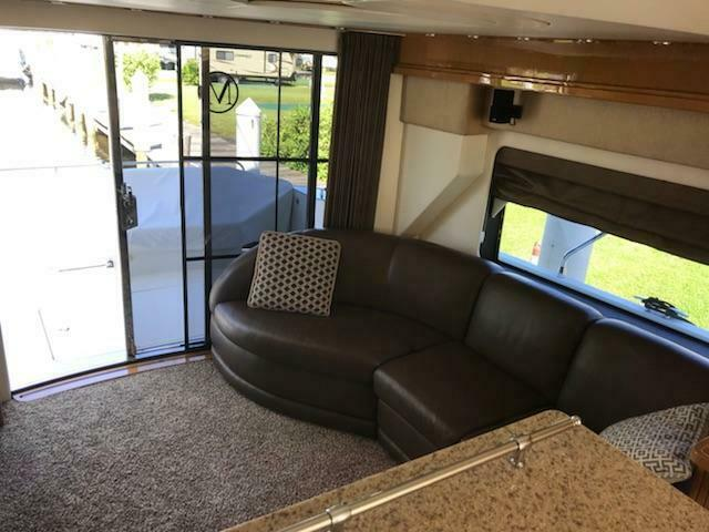 2008 Marquis 50 SE Yacht 3 Stateroom Volvo D12's 775hp