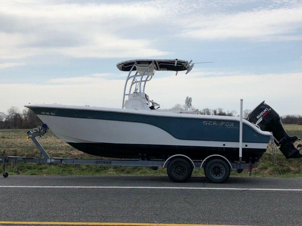 2009 Sea Fox 223CC Center Console