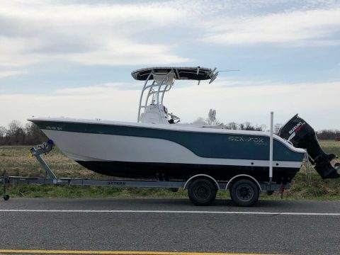2009 Sea Fox 223CC Center Console for sale