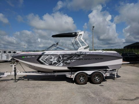 2015 Nautique G23 Very low Hours Big Engine for sale