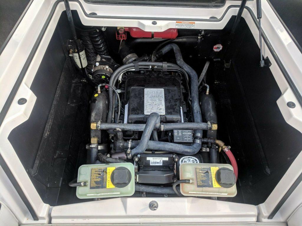 2015 Nautique G23 Very low Hours Big Engine