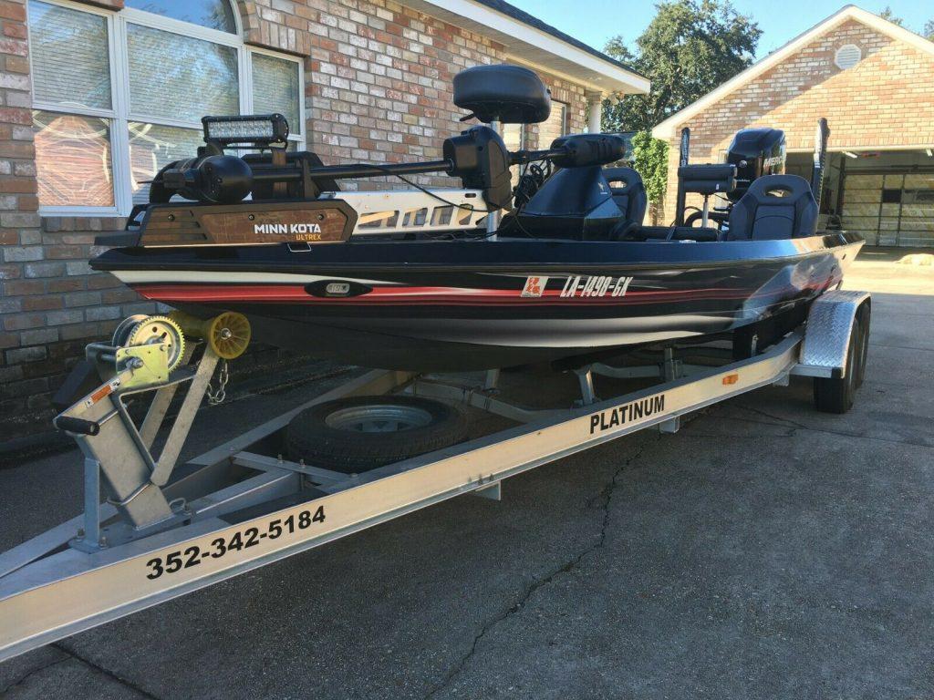 2020 Tuna Dawg Alum Boats Bass Boat